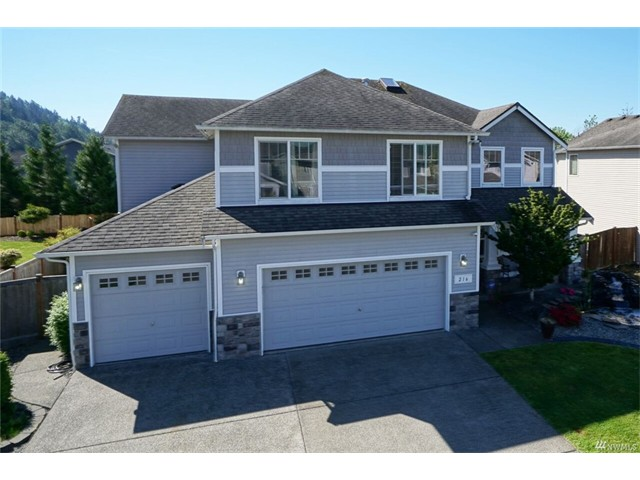4 Beds 2.5 bath homes in Orting
