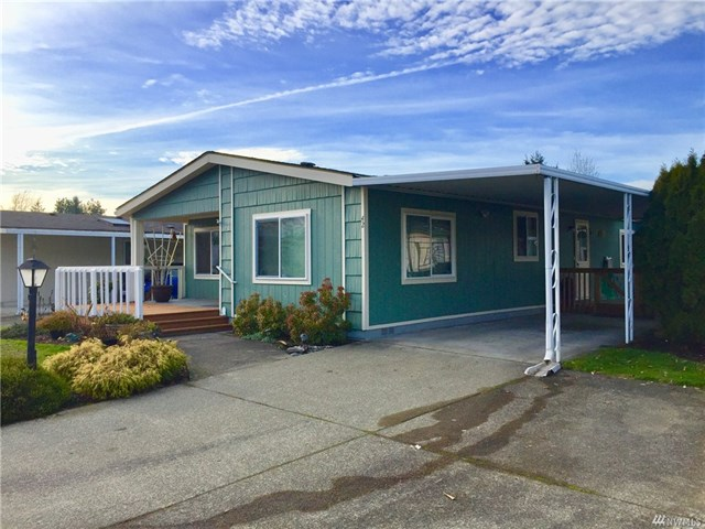 2 Beds 2 bath homes in Orting