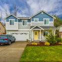 River Front Home in Orting!