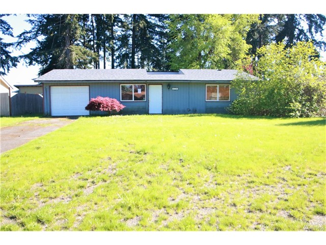 3 Beds 1 bath homes in Tacoma
