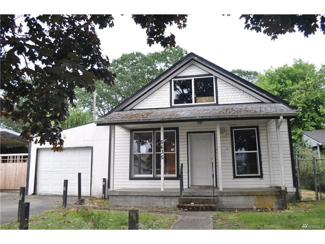 2 Beds 1 bath homes in Tacoma
