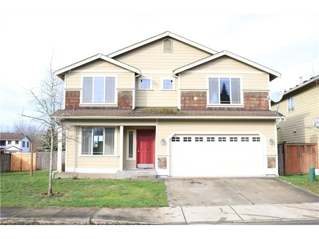 4 Beds 2.5 bath homes in Tacoma