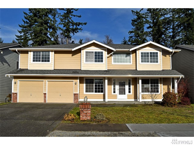 5 Beds 2.5 bath homes in Puyallup