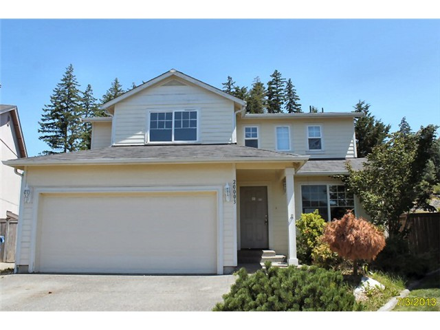 3 Beds 2.5 bath homes in Spanaway
