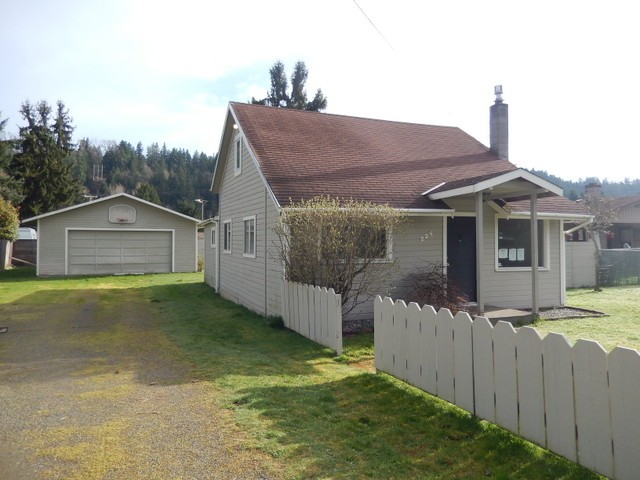 3 Beds 1 bath homes in Orting