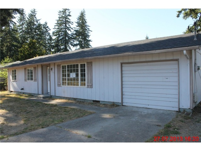 3 Beds 1 bath homes in Spanaway