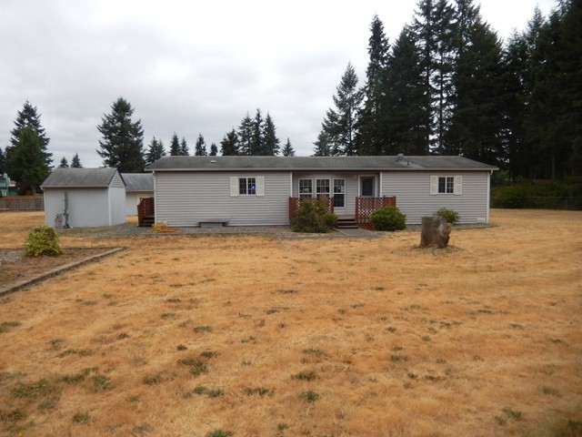 3 Beds 2 bath homes in Spanaway