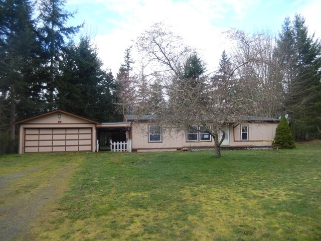 4 Beds 2 bath homes in Orting