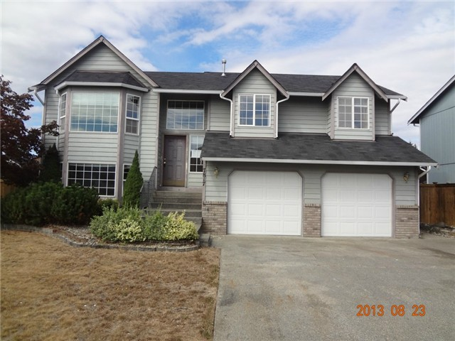 4 Beds 2.5 bath homes in Spanaway